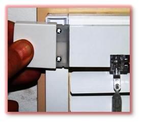 montaj jaluzele orizontale standard - Larexir Decor