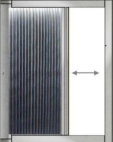 plase insecte tip plisse