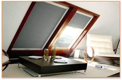 Larexir decor - rolete textile velux