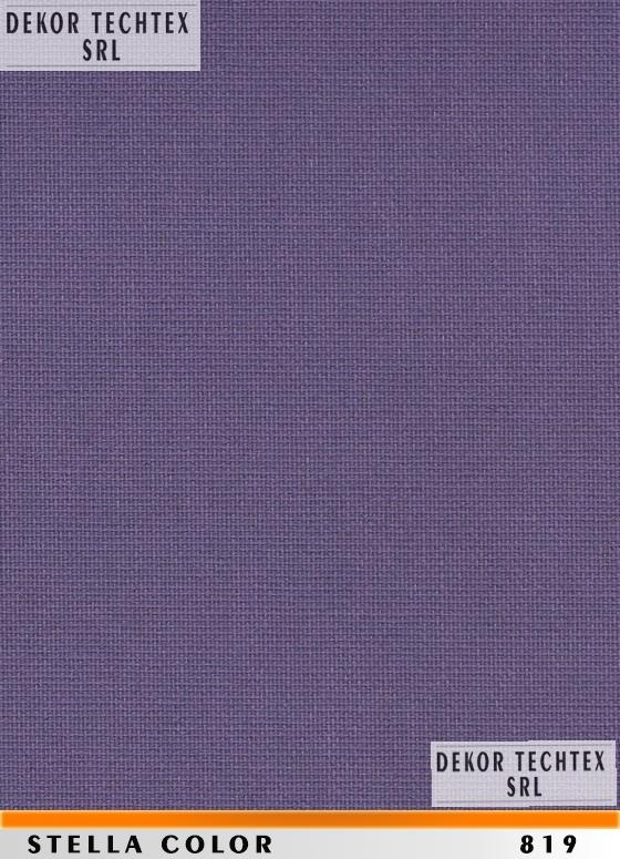 Catalog rolete textile Stella Color
